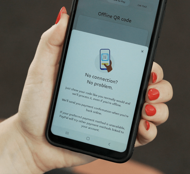 united becomes first airline to introduce paypal qr codes as inflight payment option 1 Airplane GEEK United becomes first airline to introduce PayPal QR codes as inflight payment option