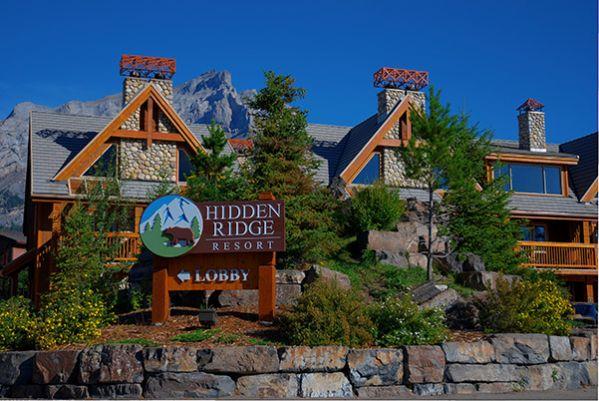 Photo courtesy of Hidden Ridge Resort
