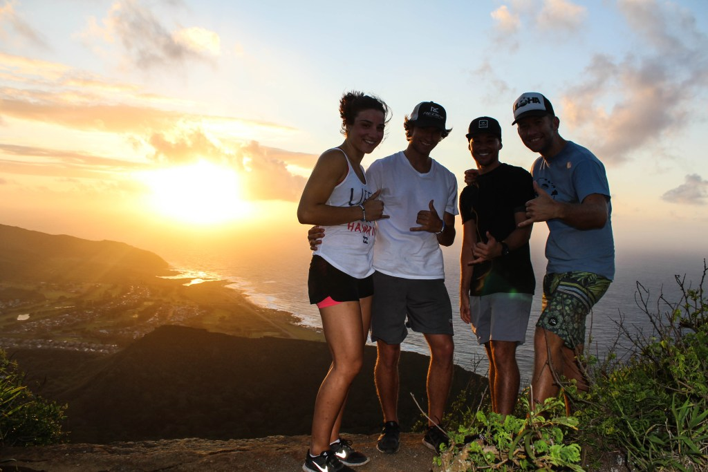 Group Pic at Sunrise (1 of 1)