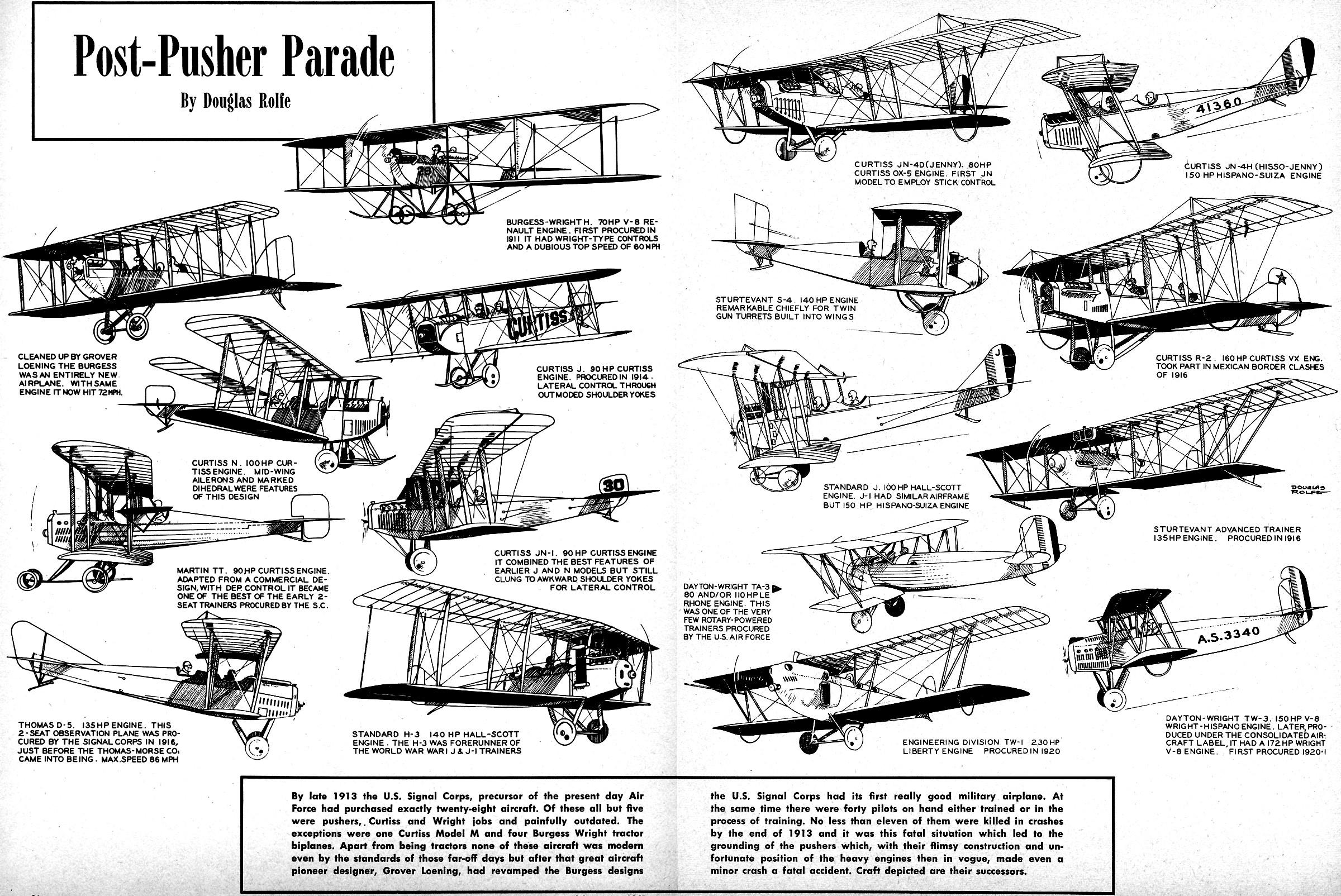 Post Pusher Parade May American Modeler