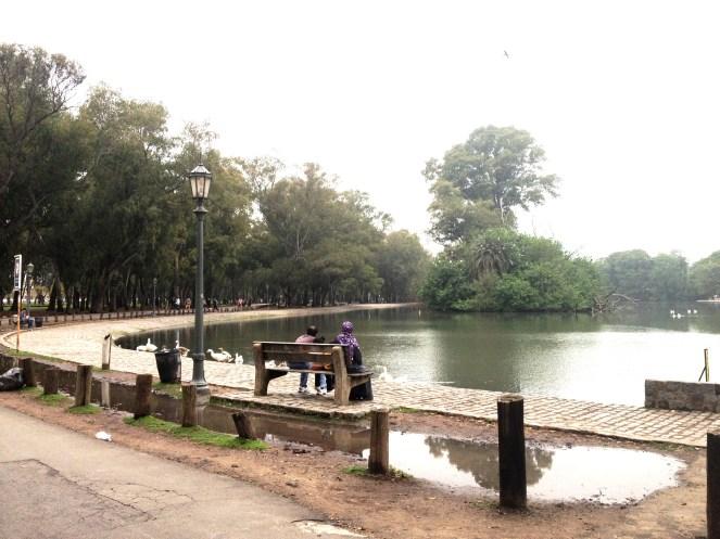 Parks near Las Cañitas