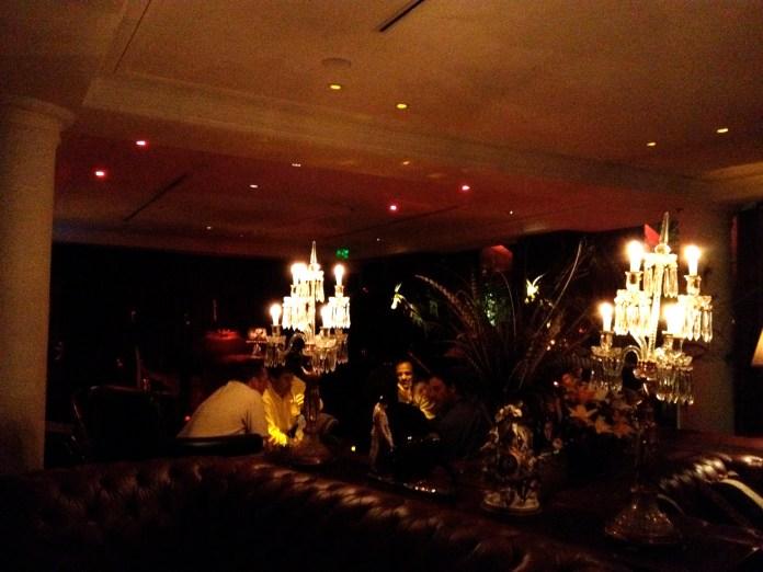 Inside the Faena Hotel