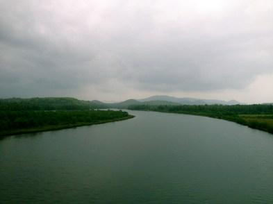 On the way to Gokarna