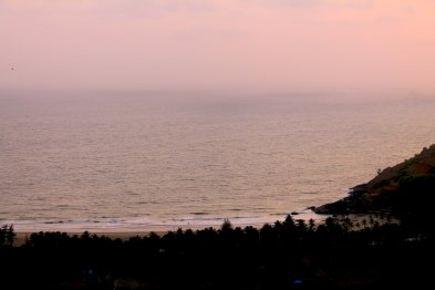 Kudle Beach in Gokarna