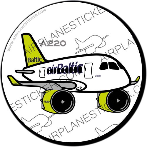 Airbus-A220-Air-Baltic