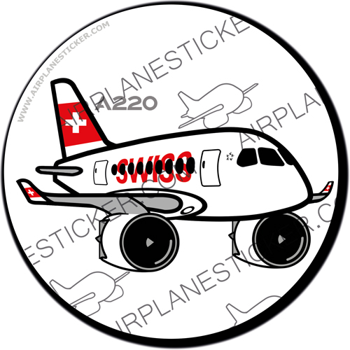 Airbus-A220-Swiss