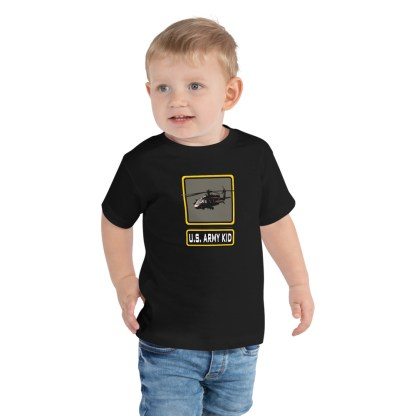 airplaneTees US Army Kid Tee... Toddler Short Sleeve 4