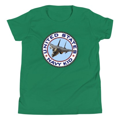 airplaneTees US NAVY KID tee... Youth Short Sleeve 7