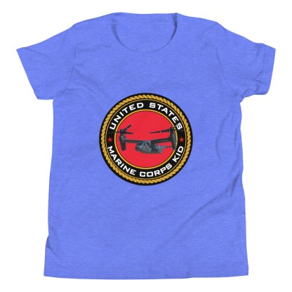 airplaneTees US Marine Corps Kid tee... Youth Short Sleeve 9