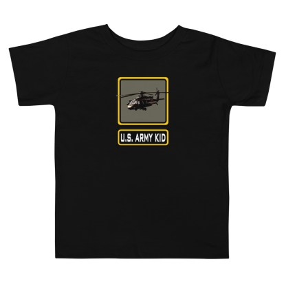 airplaneTees US Army Kid Tee... Toddler Short Sleeve 2