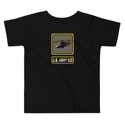 airplaneTees US Army Kid Tee... Toddler Short Sleeve 1