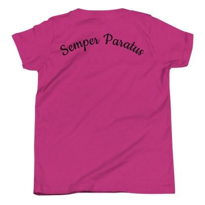airplaneTees Coast Guard Kid- Back Printed... Youth Short Sleeve T-Shirt 19