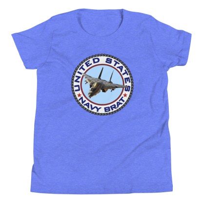 airplaneTees US NAVY BRAT Tee... Youth Short Sleeve 11