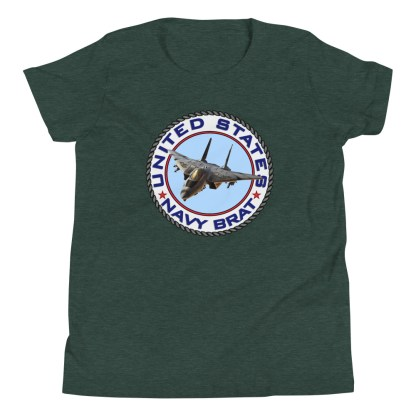 airplaneTees US NAVY BRAT Tee... Youth Short Sleeve 4