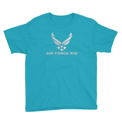 airplaneTees Air Force Kid... Youth Short Sleeve T-Shirt 5