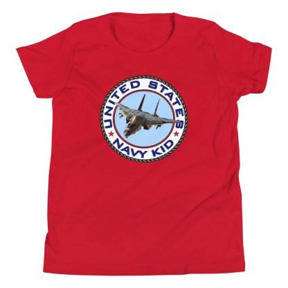 airplaneTees US NAVY KID tee... Youth Short Sleeve 1