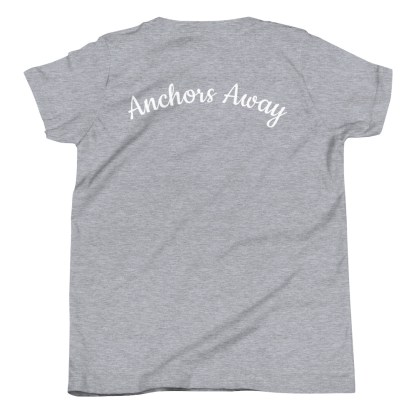 airplaneTees US NAVY KID Tee... Back Printed - Youth Short Sleeve 1