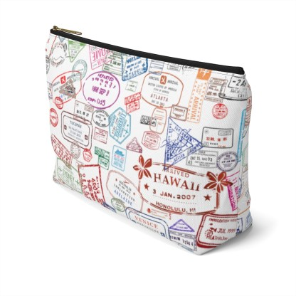 airplaneTees Going Places Accessory Pouch w T-bottom 22
