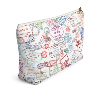 airplaneTees Going Places Accessory Pouch w T-bottom 3