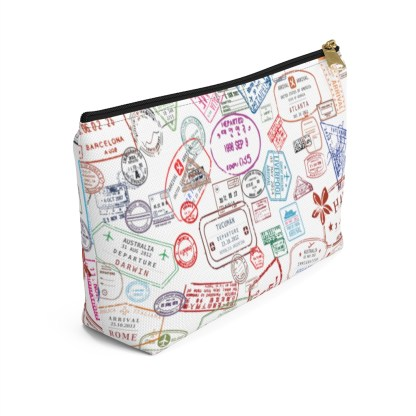 airplaneTees Going Places Accessory Pouch w T-bottom 9