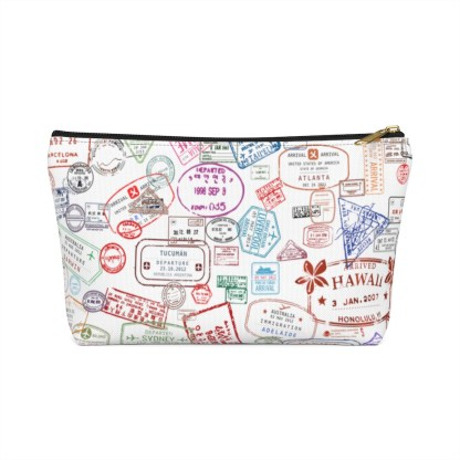 airplaneTees Going Places Accessory Pouch w T-bottom 7