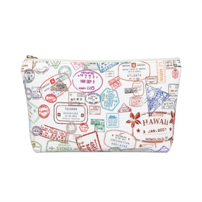 airplaneTees Going Places Accessory Pouch w T-bottom 14