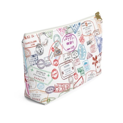 airplaneTees Going Places Accessory Pouch w T-bottom 15