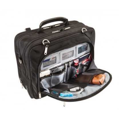 airplaneTees Contrail FL440 EFB Flight Bag 1