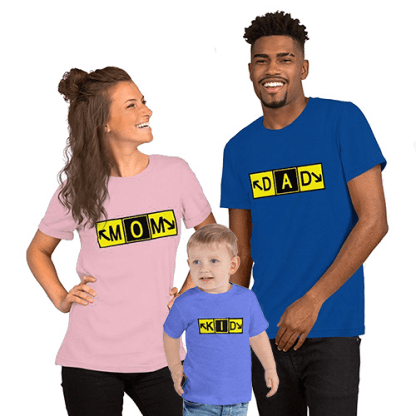 airplaneTees Family Taxiway Art Tee Bundle 1