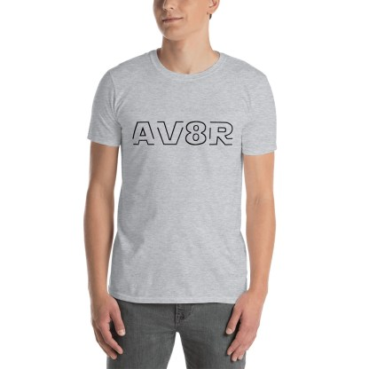 airplaneTees Jedi AV8R Tee... Short-Sleeve Unisex T-Shirt 2
