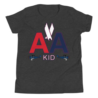 airplaneTees American Kid Youth Tee... Short Sleeve 6