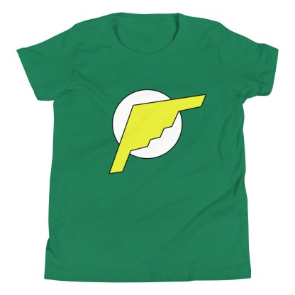 airplaneTees B2 Bomber Flash Youth Tee... Short Sleeve 3