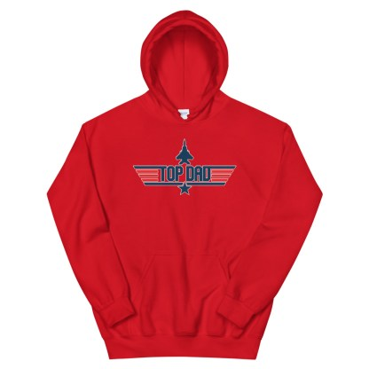 airplaneTees Top Dad Hoodie, Maverick Style 13