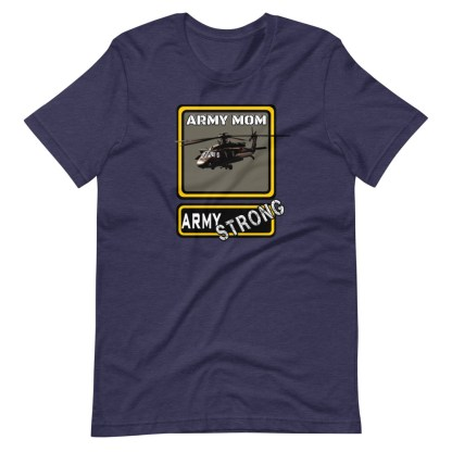 airplaneTees PERSONALIZE IT - Army Strong Tee, Army Mom, Dad, Rank, Class you name it. Short-Sleeve Unisex T-Shirt 7