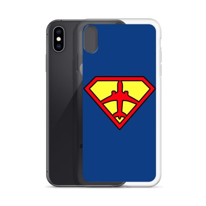 airplaneTees Superpilot iPhone Case 20