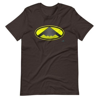 airplaneTees B2 Bomber Batman Tee... Short-Sleeve Unisex T-Shirt 8