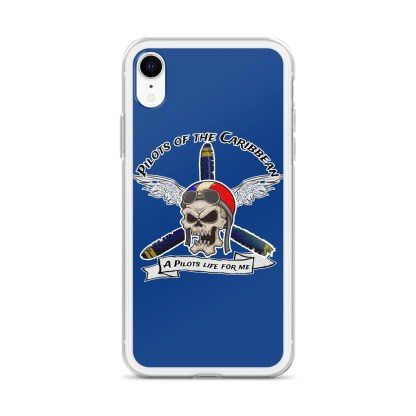 airplaneTees Pilots of the Caribbean iPhone Case 17
