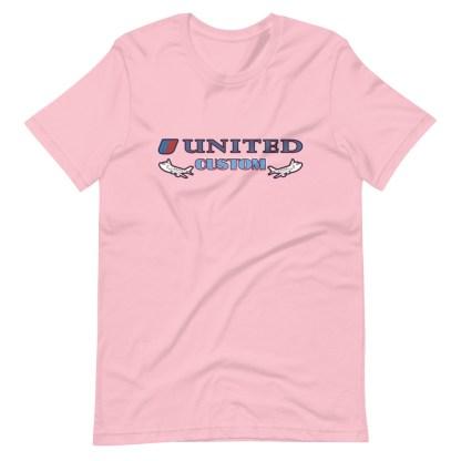 airplaneTees CUSTOM United Guy/Gal Tee Short-Sleeve Unisex 10