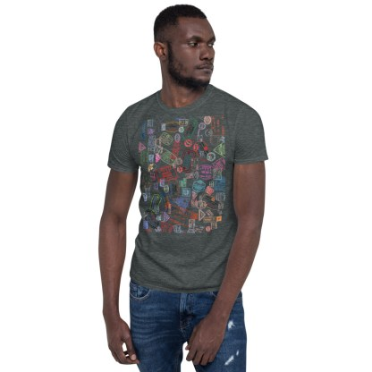 airplaneTees Going Places Tee - Option 2... Short-Sleeve Unisex 2