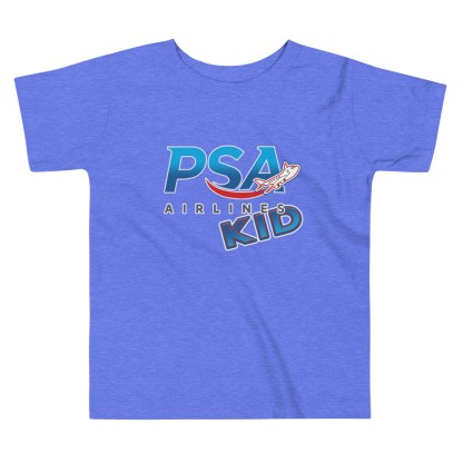 airplaneTees PSA Airlines Kid toddler tee... Short Sleeve 7