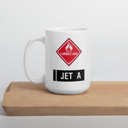 airplaneTees Jet A Mug 1