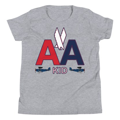 airplaneTees American Kid Youth Tee... Short Sleeve 1