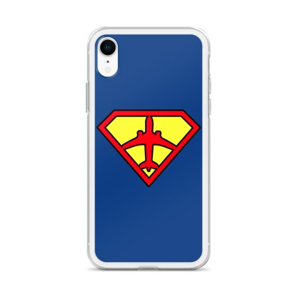 airplaneTees Superpilot iPhone Case 17