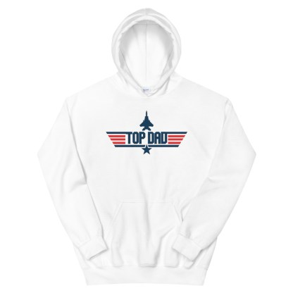 airplaneTees Top Dad Hoodie, Maverick Style 6
