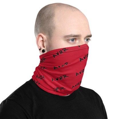airplaneTees Aviator AV8R Face Mask/Face Covering/Neck Gaiter 2