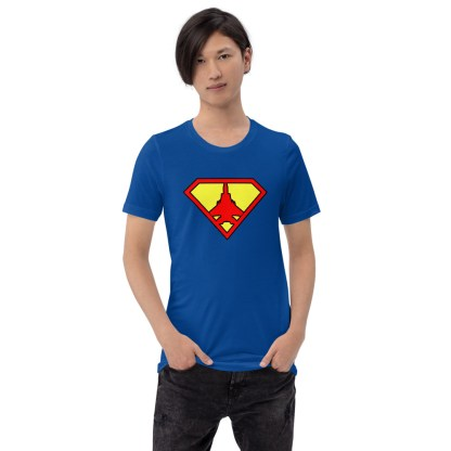 airplaneTees Super Fighter Pilot Tee... Short-Sleeve Unisex 3