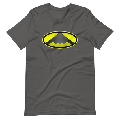 airplaneTees B2 Bomber Batman Tee... Short-Sleeve Unisex T-Shirt 9
