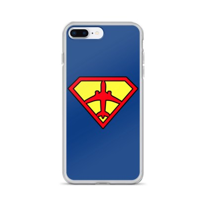 airplaneTees Superpilot iPhone Case 7