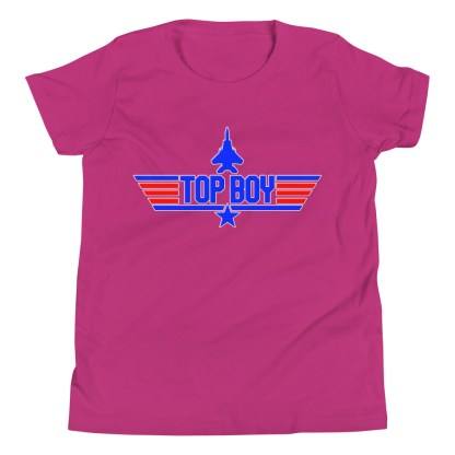 airplaneTees Top Boy youth tee... Short Sleeve 10