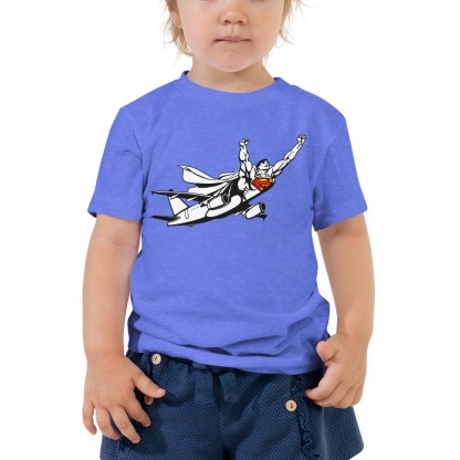 airplaneTees SuperPlane Toddler Tee... Toddler Short Sleeve 3